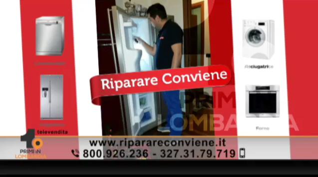 RIPARARE CONVIENE