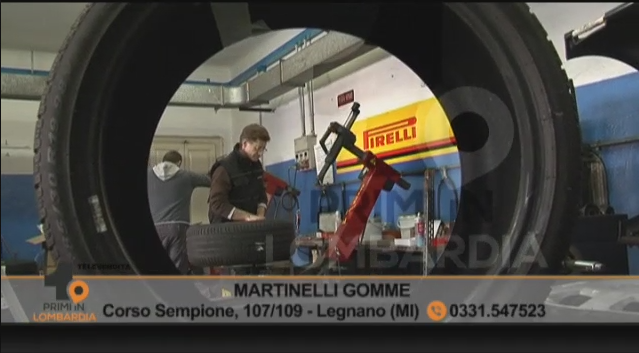 MARTINELLI GOMME