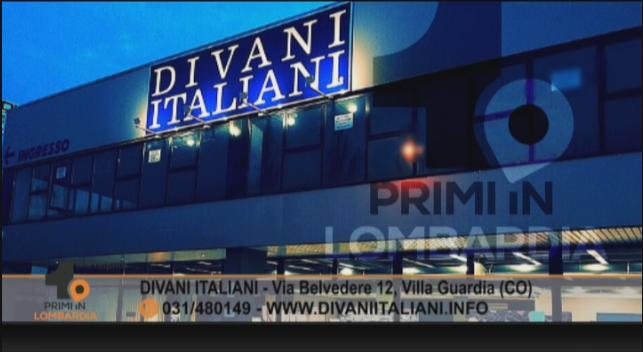 DIVANI ITALIA